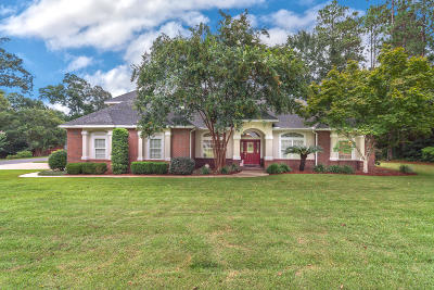 Crestview Single Family Home For Sale: 5833 Hunting Meadows Drive
