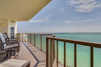 Okaloosa County Condo/Townhouse For Sale: 200 Gulf Shore Drive #UNIT 421