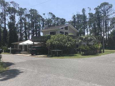 Panama City Beach Single Family Home For Sale: 6007 Hilltop Avenue