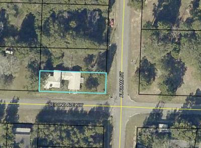 Crestview Single Family Home For Sale: 485 E E 2nd Avenue