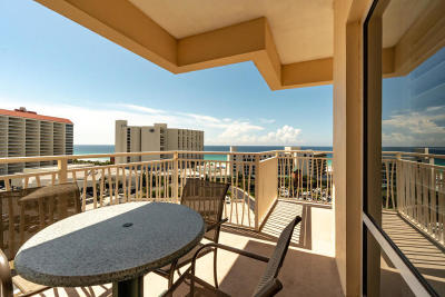 Miramar Beach Condo/Townhouse For Sale: 5002 S Sandestin South Boulevard #6831/683