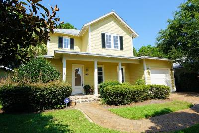 Santa Rosa Beach Single Family Home For Sale: 286 Carson Oaks Lane