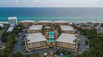 Destin, Fort Walton Beach, Santa Rosa Beach Condo/Townhouse For Sale: 2421 W County Hwy 30a #UNIT F30