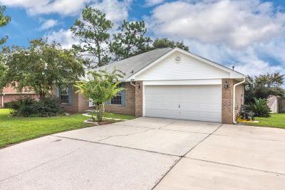 Okaloosa County Single Family Home For Sale: 5124 Whitehurst Lane