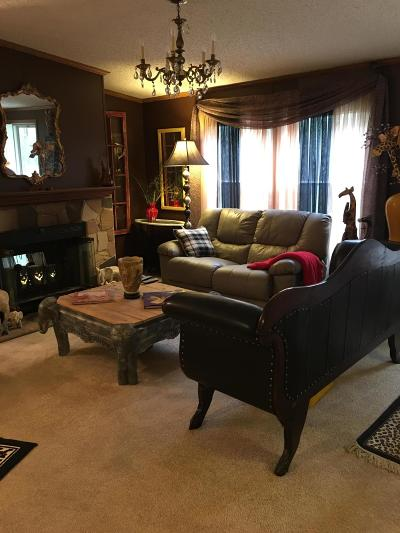 Crestview Single Family Home For Sale: 5084 Richardson Road