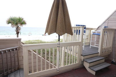 Panama City Beach Condo/Townhouse For Sale: 22519 Front Beach Road #UNIT 107