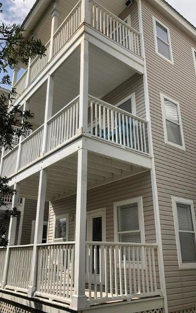 Inlet Beach Single Family Home For Sale: 45 Seabreeze Trail