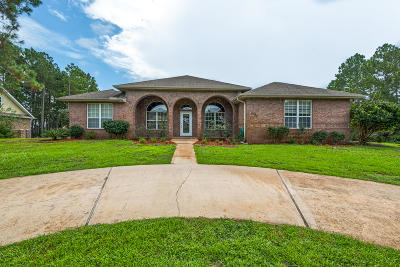 Navarre Single Family Home For Sale: 2500 Masters Boulevard