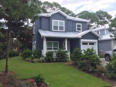 Miramar Beach Single Family Home For Sale: 19 Riley Court