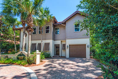 Miramar Beach Single Family Home For Sale: 1805 N Baytowne Avenue