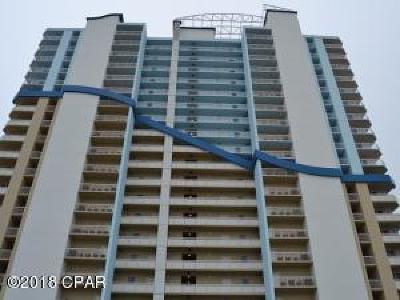 Panama City Beach Condo/Townhouse For Sale: 5115 Gulf Drive #UNIT 109