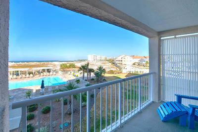 Holiday Isle Condo/Townhouse For Sale: 480 Gulf Shore Drive #UNIT 208
