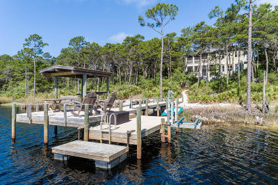 Inlet Beach Single Family Home For Sale: 100 Chance Lane