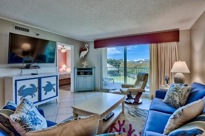Holiday Isle Condo/Townhouse For Sale: 502 Gulf Shore Drive #UNIT 218