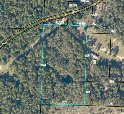 Residential Lots & Land For Sale: Harper Rd