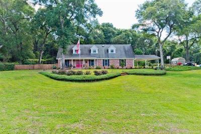 Milton Single Family Home For Sale: 5610 Dogwood Drive