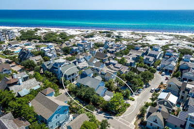 Inlet Beach Single Family Home For Sale: 71 S Watch Tower Lane
