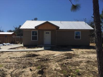 Defuniak Springs Single Family Home For Sale: 10 Woodlands Blvd