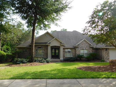Niceville Single Family Home For Sale: 864 Coldwater Creek Circle