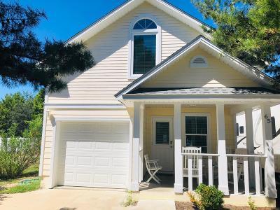 Santa Rosa Beach Single Family Home For Sale: 65 Brown Street
