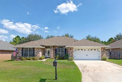 Navarre Single Family Home For Sale: 2748 Shoni Drive