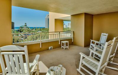 Miramar Beach Condo/Townhouse For Sale: 5002 S Sandestin Boulevard #6231/623