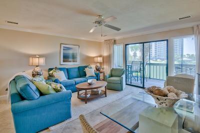 Miramar Beach Condo/Townhouse For Sale: 122 Stewart Lake Cove #279