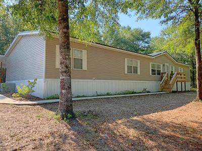 Defuniak Springs Single Family Home For Sale: 400 N County Hwy 183