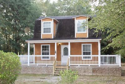 Defuniak Springs Single Family Home For Sale: 88 Verdi Lane S.