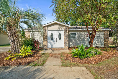 Fort Walton Beach Single Family Home For Sale: 44 NW Jonquil Avenue