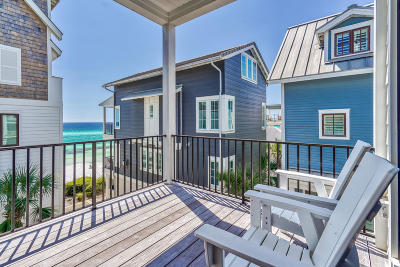 Inlet Beach Single Family Home For Sale: 256 Winston Lane