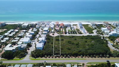 Walton County Residential Lots & Land For Sale: Lot 7 Paradise By The Sea Court