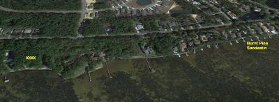 Walton County Residential Lots & Land For Sale: Lot 3 Driftwood Point Road