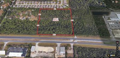 Santa Rosa Beach Residential Lots & Land For Sale: Hwy 98 E