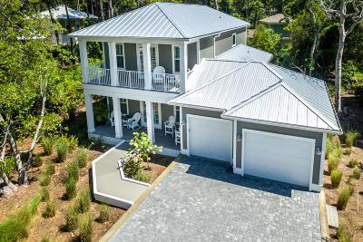 Santa Rosa Beach Single Family Home For Sale: 975 Allen Loop Drive