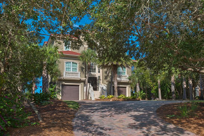 Santa Rosa Beach Single Family Home For Sale: 114 Loon Lake Drive