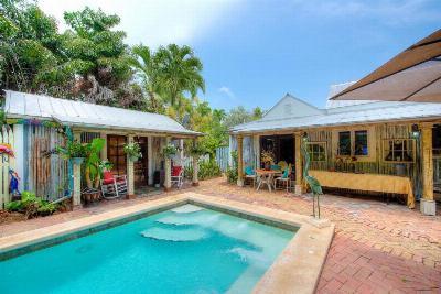Single Family Home For Sale: 1110 Georgia Street
