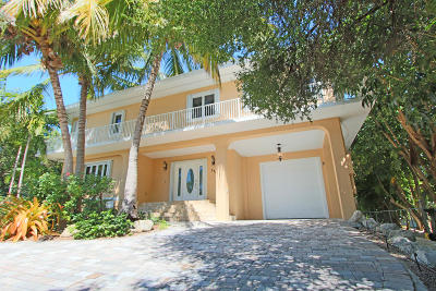 Key Largo Single Family Home For Sale: 178 Indian Mound Trail