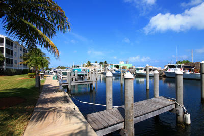 Islamorada Condo/Townhouse For Sale: 101 Gulfview Drive #214