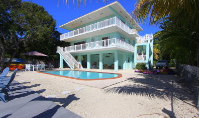 Key Largo Single Family Home For Sale: 101 2nd Lane