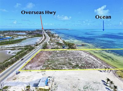 Monroe County Residential Lots & Land For Sale: Lots 5, 6, 7, 8 & 9 Overseas Highway