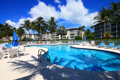 Islamorada Condo/Townhouse For Sale: 87851 Old Highway #P 44