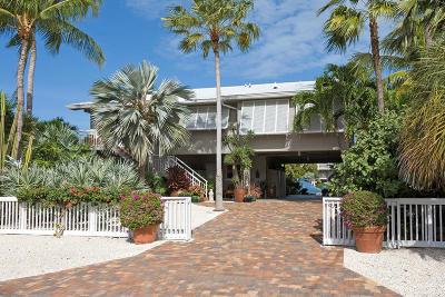 Islamorada Single Family Home For Sale: 113 Villa Bella Drive