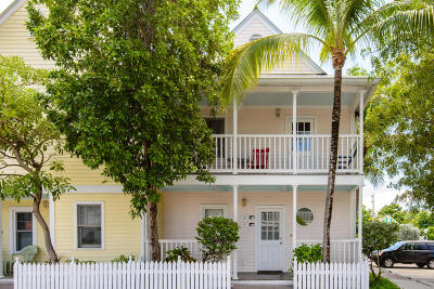 Key West FL Condo/Townhouse For Sale: $619,000