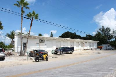 Marathon Commercial For Sale: 10701 6th Avenue Gulf