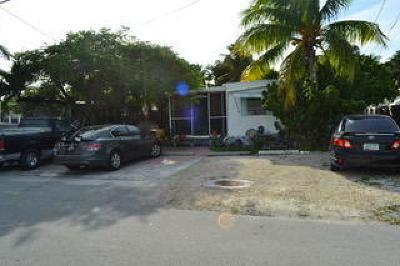 Marathon Multi Family Home For Sale: 481 24th Street Ocean
