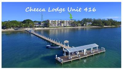 Condo/Townhouse For Sale: 81801 Overseas Highway #U-416