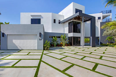 Single Family Home For Sale: 124 W Plaza Del Lago