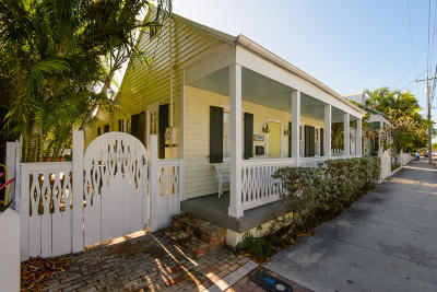 Key West FL Condo/Townhouse For Sale: $699,999