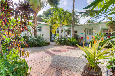 Key West FL Single Family Home For Sale: $975,000